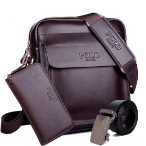 Набор сумка и кошелек арт МК10 24*21 см