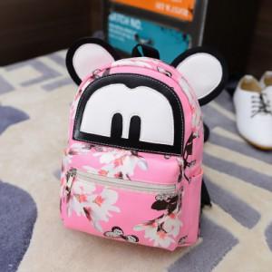 Рюкзак арт Р296 розовый цветок