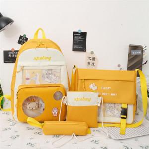 Набор сумок 6 в 1 с маникюрным набором арт А106