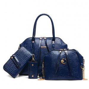 Набор сумок 4 в 1 арт А148 КРОКОДИЛ