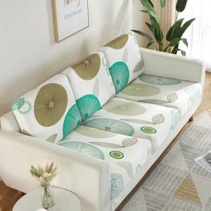 Чехол для дивана арт ДД1, цвет: свежесть