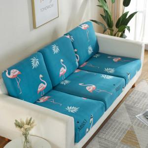 Чехол для дивана арт ДД1, цвет: фламинго