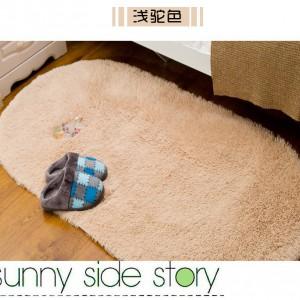 Меховые ковры ОВАЛЬНЫЕ толщина 4 см