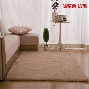 Меховые ковры толщина 4 см ЦВЕТ ВЕРБЛЮД