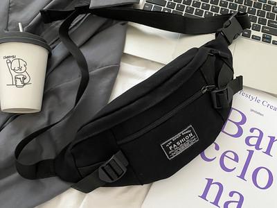 Сумка на пояс артМк1, цвет:чёрный Брелок в комплект не входит.