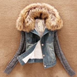 Джинсовая куртка Д24