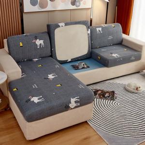Чехол для дивана арт ДД2, цвет:лесной лось