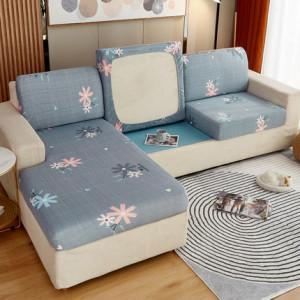 Чехол для дивана арт ДД2, цвет: соцветия