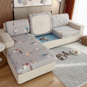 Чехол для дивана арт ДД2, цвет: счастливый олень