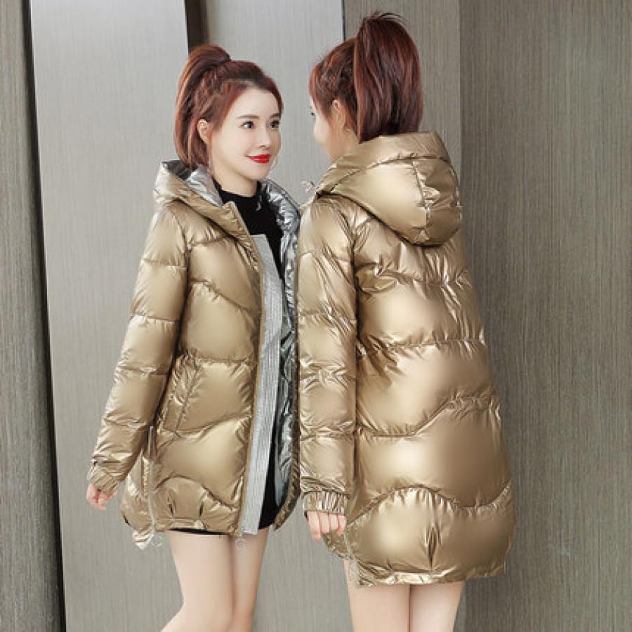 Куртка женская арт КЖ18, цвет:золото