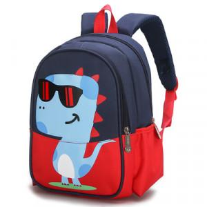 Рюкзак детский, арт РМ3, цвет: дракон красный
