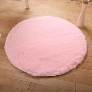 Ковёр, арт КВ5, цвет:светло-розовый, ворс 2 см