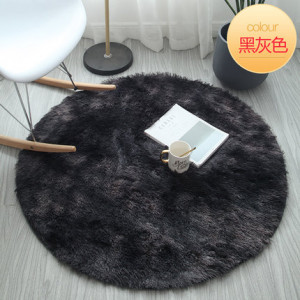 Ковёр, арт КВ5, цвет:градиент чёрно-серый
