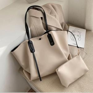 Комплект сумок из 2 предметов, арт А40, цвет:хаки