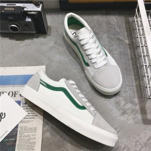 Кроссовки мужские арт ОМ41:зеленый