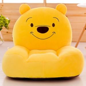 Детское кресло арт.ДМК01,цвет:Желтый медведь