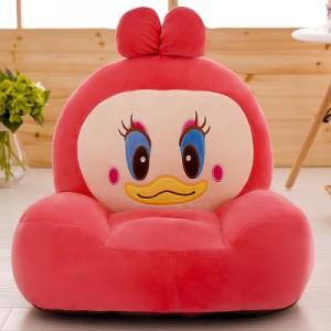 Детское кресло арт.ДМК01,цвет:Розовая утка