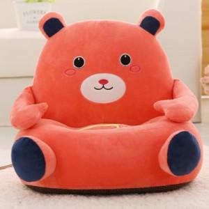 Детское кресло арт.ДМК01,цвет:Розовая Медведь