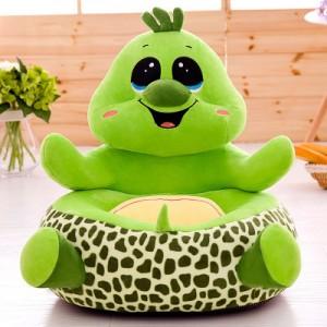 Детское кресло арт.ДМК01,цвет:Озорная зеленая Черепаха