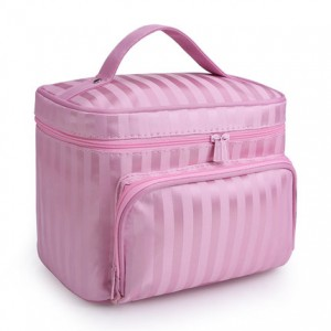 Бьюти бокс арт.ББ05,цвет: Stripe Pink