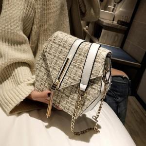 Женская сумка арт.Б655,цвет: Белый