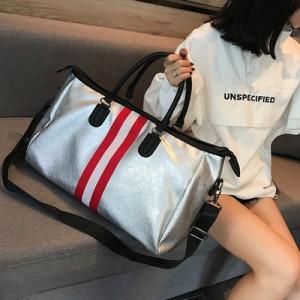Дорожная сумка арт.0800,цвет: Красный