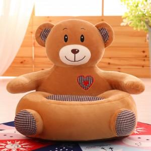 Кресло детское арт.ДМК02,цвет:Мишутка №3