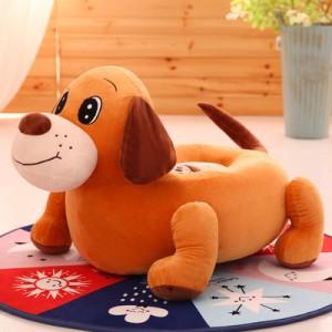 Кресло детское арт.ДМК02,цвет:Собака №4