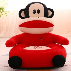 Кресло детское арт.ДМК02,цвет:Красная обезьянка №6