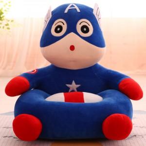 Кресло детское арт.ДМК02,цвет:Капитан Америка №9