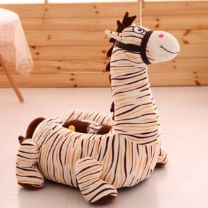 Кресло детское арт.ДМК02,цвет:Зебра №10
