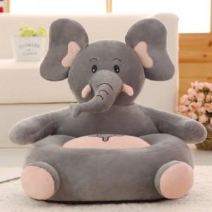 Кресло детское арт.ДМК02,цвет:Слоненок  №23