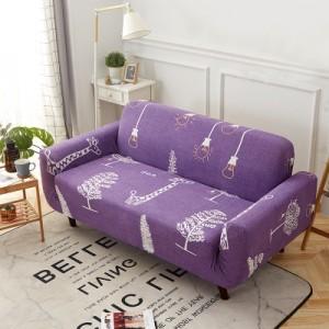 Чехол арт МЧ9 цвет: Фиолетовое чудо