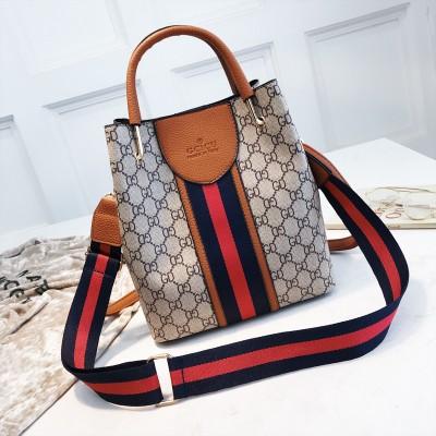 Набор сумок из 2 предметов арт.А597,цвет: Карамельный цвет