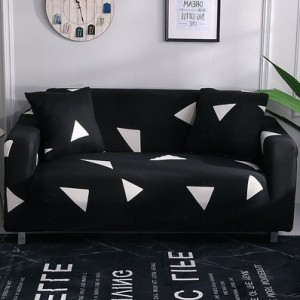 Чехол арт МЧ9 цвет: Черный треугольник