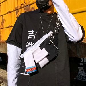 Сумка мужская арт.МК78,цвет: Черный