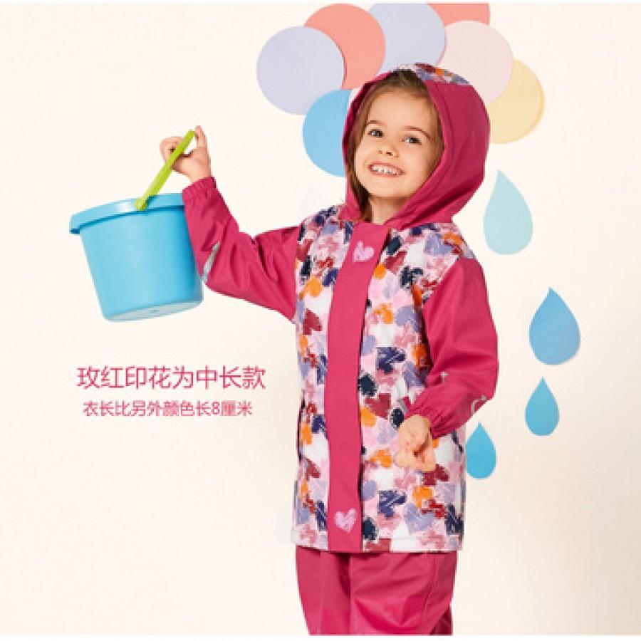 Водоотталкивающая куртка арт.НК8,цвет: Розовый Красный