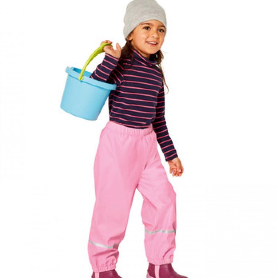 Водоотталкивающие штаны арт.НК9,цвет:Розовый