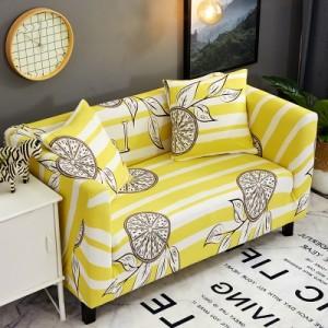 Чехол арт МЧ9 цвет: Лимонный желтый лимон