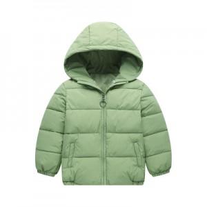 Детская куртка арт.КД073,цвет: Зеленый