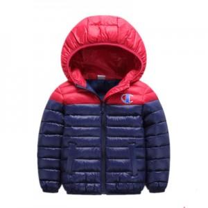 Детская куртка арт.КД074,цвет: военно-морской флот