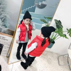 Детский жилет арт.КД076,цвет: Красный