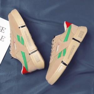 Мужские кроссовки арт.ОМ71,цвет: Бежевый