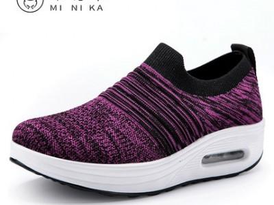 Женские кроссовки арт.Ф100,цвет: 1982-3 Черный фиолетовый