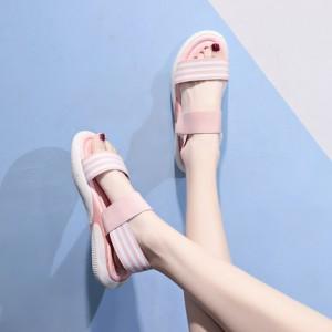 Женские сандалии арт.ОЖ396,цвет: Розовый
