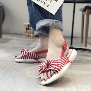 Женские сандалии арт.ОЖ397,цвет: Красный