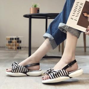 Женские сандалии арт.ОЖ397,цвет: Черный