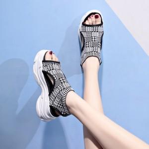 Женские сандалии арт.ОЖ398,цвет: Белый