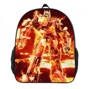 Рюкзак арт.Р475,цвет: 14 дюймов Трансформеры Пламя