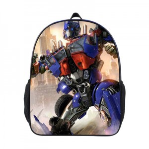Рюкзак арт.Р475,цвет: 14 дюймов Трансформеры Серый